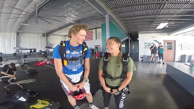 1535 Kyrie Williams  Skydive at Chicagoland Skydiving Center 20180811 Jo Jo