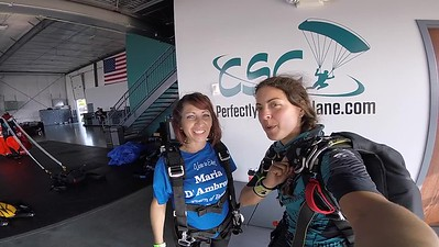1825 Maria D'Ambrose	 Skydive at Chicagoland Skydiving Center 20180811 Amy Amy