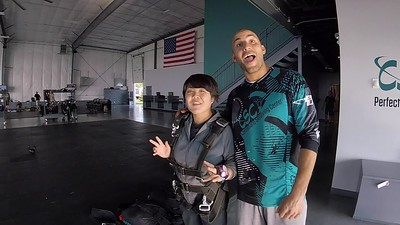1758 Xiaoxi Jiang Skydive at Chicagoland Skydiving Center 20180813 Eric Hops