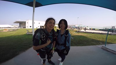 1801 Ying Sun Skydive at Chicagoland Skydiving Center 20180813 Amy Klash