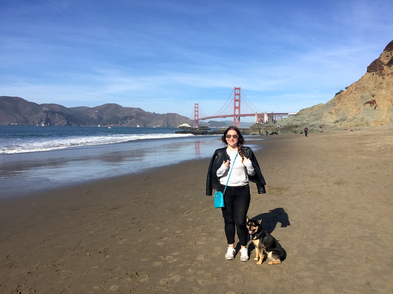 <b>Baker Beach</b> <br>San Francisco, CA <br>November 4, 2018