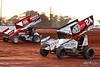 Kevin Gobrecht Classic - BAPS Motor Speedway - 24 Lucas Wolfe, 48 Danny Dietrich