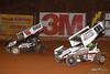 Kevin Gobrecht Classic - BAPS Motor Speedway - 91 Kyle Reinhardt, 5 Tyler Ross