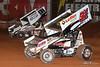Kevin Gobrecht Classic - BAPS Motor Speedway - 51 Freddie Rahmer Jr., 91 Kyle Reinhardt