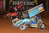 Kevin Gobrecht Classic - BAPS Motor Speedway - 69K Lance Dewease, 3z Brock Zearfoss