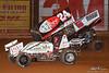 Kevin Gobrecht Classic - BAPS Motor Speedway - 24 Lucas Wolfe, 5 Tyler Ross