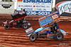 Kevin Gobrecht Classic - BAPS Motor Speedway - 69K Lance Dewease, 44 Trey Starks