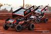 Kevin Gobrecht Classic - BAPS Motor Speedway - 99M Kyle Moody, 15 Adam Wilt