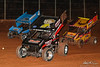 Kevin Gobrecht Classic - BAPS Motor Speedway - 55K Robbie Kendall, 4 Parker Price-Miller