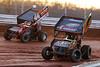 BAPS Motor Speedway - 44 Trey Starks, 49H Bradley Howard