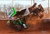 BAPS Motor Speedway - m1 Mark Smith, 87 Aaron Reutzel
