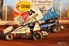 BAPS Motor Speedway - 24 Lucas Wolfe, 4 Parker Price-Miller