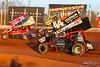 BAPS Motor Speedway - 39M Anthony Macri, 44 Trey Starks