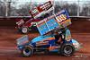 BAPS Motor Speedway - 48 Danny Dietrich, 69k Lance Dewease