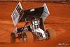 Capital Renegade Showdown - USAC National Sprint Car Championship - BAPS Motor Speedway - 91 David Quakenbush