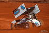 Capital Renegade Showdown - USAC National Sprint Car Championship - BAPS Motor Speedway - 4 Ryan Greth