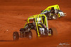Capital Renegade Showdown - USAC National Sprint Car Championship - BAPS Motor Speedway - 77x Kevin Thomas Jr.
