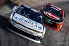 Food City 300 - NASCAR Xfinity Series - Bristol Motor Speedway - 42 Kyle Larson, DC Solar Chevrolet, 20 Christopher Bell, Rheem Toyota