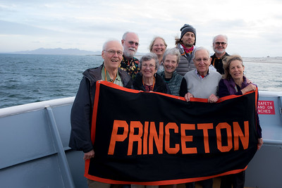 The intrepid Princeton group