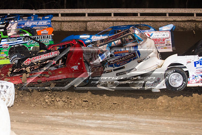 Bobby Pierce (32) and Boom Briggs (99B)