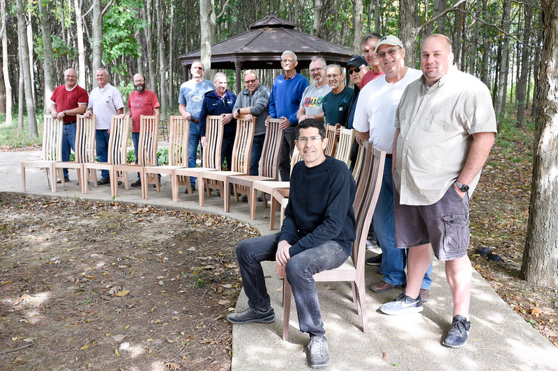 Building a Slat Back Chair with Jeff Miller