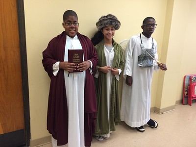 8:30 Mass on Sunday, November 4, 2018  Luke Washington, 7th grade, St. Luke  Angelle Brown, 10th grade, St. Damian  Michael Sander III, 8th grade, St. Michael the Archangel