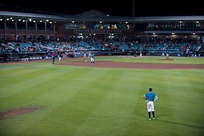 Baseball v Clemson