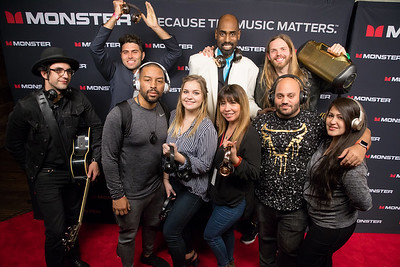 #CES2018 #CES #MonsterTakeOver photos by @Photo