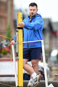 2018 CEV SCD Beach Volleyball Junior Finals, Portobello Beach, 26 August 2018.  © Lynne Marshall  https://www.volleyballphotos.co.uk/2018/CEV-FIVB/2018-08-26-SCD-Jnr-Beach-Finals