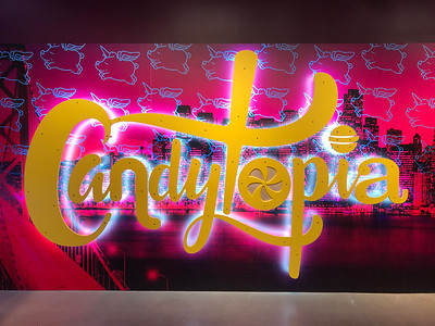 Candytopia.