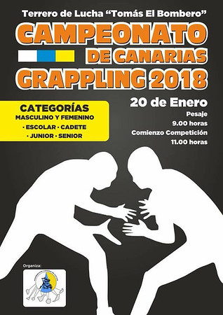 01-20 ENERO 2017 CAMPEONATO GRAPPLING
