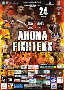 02-24 FEBRERO 2017 ARONA FIGHTERS