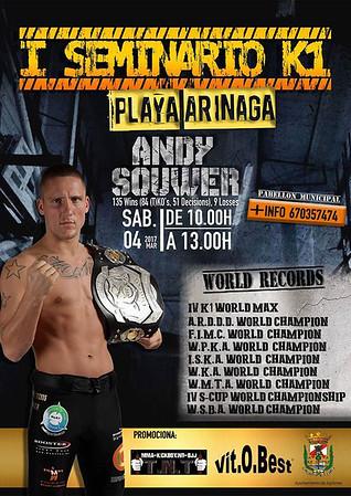 03-04 MARZO 2017 seminario Andy Souwer