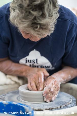 6_1_18 Nichols Pottery & Celebrate Connecticut