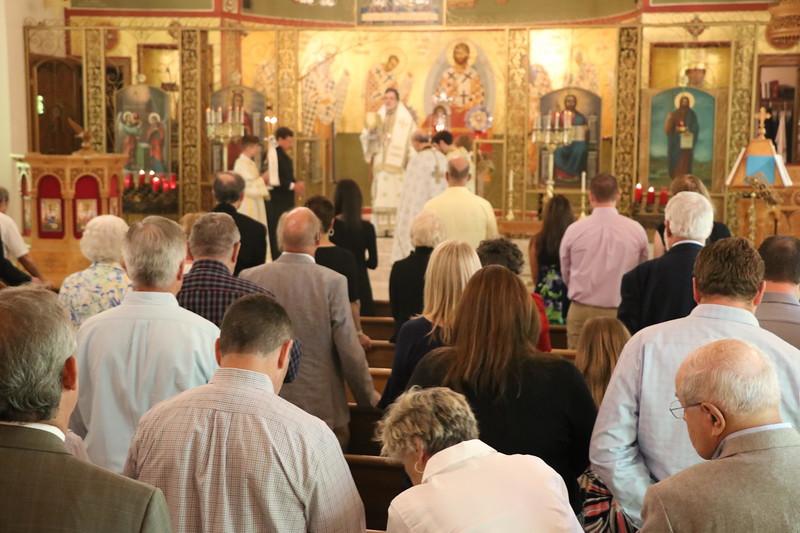 Chattanooga Visit - Divine Liturgy