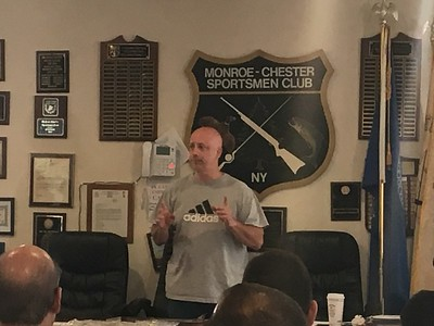 Chester-Monroe Sportsman's Club Youth Day 5-5-18