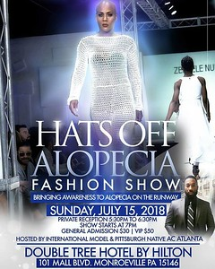 Chuck Pfoutz Presents: Hats Off Alopecia 2018 Live From Pittsburgh