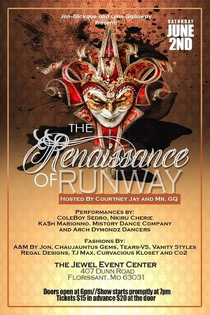 Chuck Pfoutz Presents: Renaissance On The Runway 2018