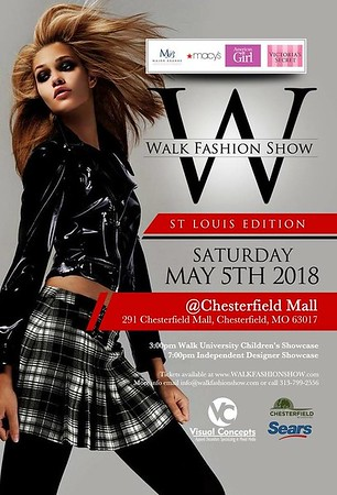 Chuck Pfoutz Presents: Walk Fashion Show STL 2018