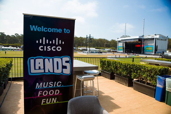 Cisco Outside Lands 2018
