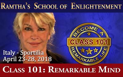 Class 101 Italy