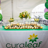 Curaleaf held a ribbon cutting ceremony in celebration of their grand opening in Newburgh on April 19, 2018. Hudson Valley Press/CHUCK STEWART, JR.