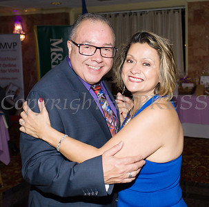 Latinos Unidos of the Hudson Valley celebrated its 17th Anniversary and its 13th Annual Hispanic Heritage Cultural Celebration at Anthony's Pier 9 in New Windsor, NY on Friday, October 12, 2018. Hudson Valley Press/CHUCK STEWART, JR.