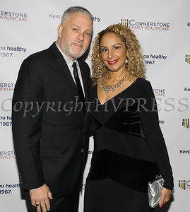 Cornerstone Family Healthcare's 19th Annual Pillars of the Community Gala held at Anthony's Pier 9 on Saturday, November 3, 2018. Hudson Valley Press/CHUCK STEWART, JR.