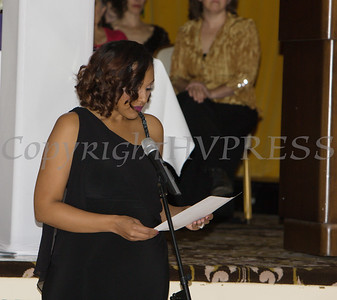 Sarita Green offers remarks as Safe Homes of Orange County celebrated its 32nd Anniversary with a Celebration of Hope Gala on Friday, November 2, 2018. Hudson Valley Press/CHUCK STEWART, JR.