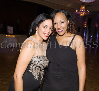 Inaudy Esposito and Sarita Green pose for a phot as Safe Homes of Orange County celebrated its 32nd Anniversary with a Celebration of Hope Gala on Friday, November 2, 2018. Hudson Valley Press/CHUCK STEWART, JR.
