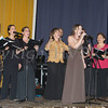 The Beacon Rising Women's Choir performs as Safe Homes of Orange County celebrated its 32nd Anniversary with a Celebration of Hope Gala on Friday, November 2, 2018. Hudson Valley Press/CHUCK STEWART, JR.