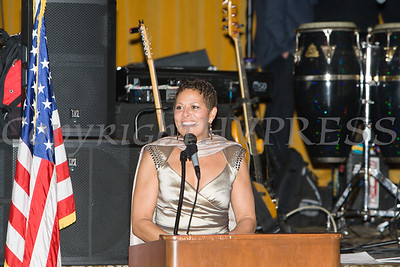 Anne Palmer was the Master of Ceremonies for the 20th Annual Tuition Assistance Awards Celebration of the Major General Irene Trowell-Harris Chapter of the Tuskegee Airmen, held on Saturday, February 3, 2018 at Anthony's Pier 9 in New Windsor, NY. Hudson Valley Press/CHUCK STEWART, JR.