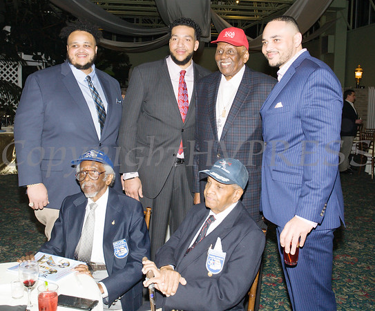 The 20th Annual Tuition Assistance Awards Celebration of the Major General Irene Trowell-Harris Chapter of the Tuskegee Airmen was held on Saturday, February 3, 2018 at Anthony's Pier 9 in New Windsor, NY. Hudson Valley Press/CHUCK STEWART, JR.