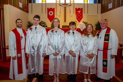 Confirmation 2018